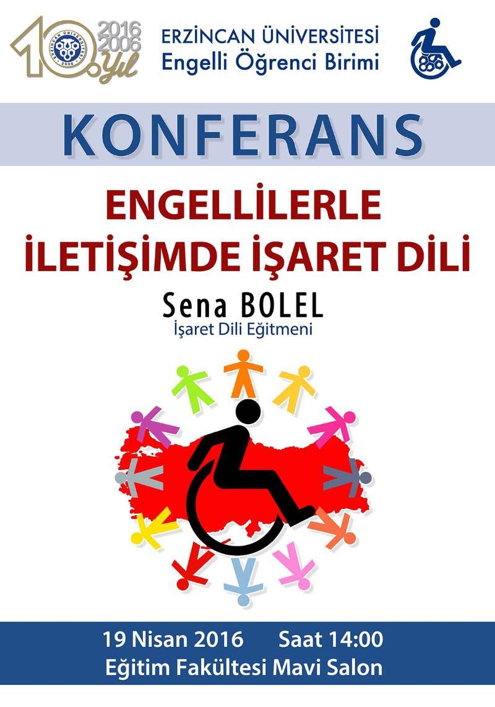 Engelli Afiş  Baskı web